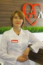 Дробышева Ольга Викторовна