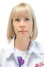 Троицкая Ирина Михайловна