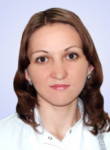 Устинова Елена Владимировна